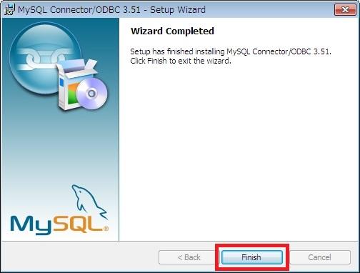 MySQL Connector/ODBC 3.51.30 が利用 ... - s …